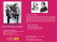 La Casa de los Poetas y las Letras del ICAS retrata la Sevilla que vivieron los hermanos Bécquer