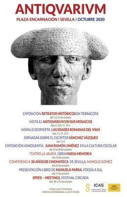 Arranca el 'Otoño Cultural' con una nutrida programación protagonizada por la clausura de la Bienal de Flamenco