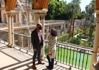 El Real Alcázar estrena una ruta guiada y gratuita por los escenarios del monumento que fueron platós para cine y series de televisión