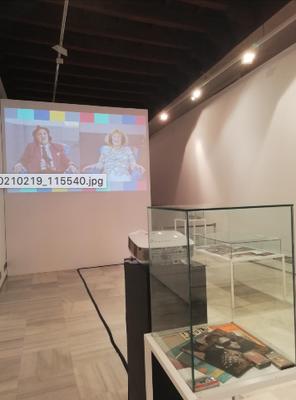 'Una Playlist. Memoria de lo cantado' llega a su fase final en el Espacio Santa Clara con varias funciones escénicas, proyecciones y una instalación