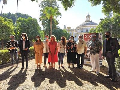 La tradición, el mito y la innovación del cante flamenco se hacen presentes en la XXI edición de la Bienal de Flamenco