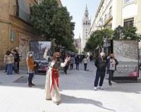 El gobierno municipal destaca la respuesta ciudadana a la amplia, variada y segura programación cultural durante este fin de semana en Sevilla que se ha complementado con las actividades con motivo de la reapertura de Mateos Gago