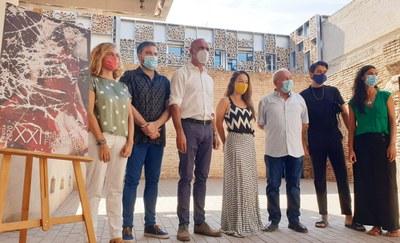 Rocío Molina ofrecerá en la Bienal el estreno absoluto de dos de las tres piezas que conforman su 'Trilogía sobre la guitarra'