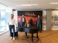 Sevilla acoge el arranque de la gira nacional del musical 'El Médico'