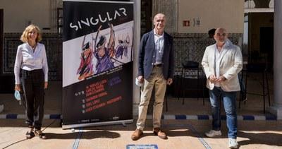 Singular Fest trae a la Plaza de España música y teatro de la mano de artistas como Xoel López o Juan Echanove y en el marco de la amplia agenda cultural prevista por el Ayto. para el verano
