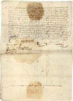 Tres cartas concejiles restauradas en el Archivo Municipal de Sevilla