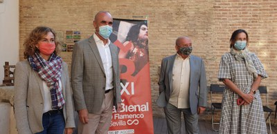 La XXI Bienal de Flamenco cierra como referencia de cultura segura con 49 espectáculos y más de 360 artistas
